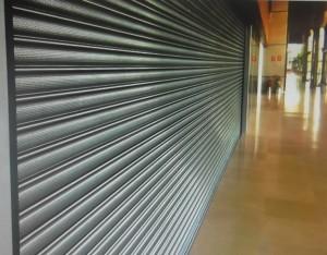 Portas Automaticas de Enrolar para lojas