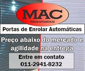 contato Porta de Enrolar Automatica